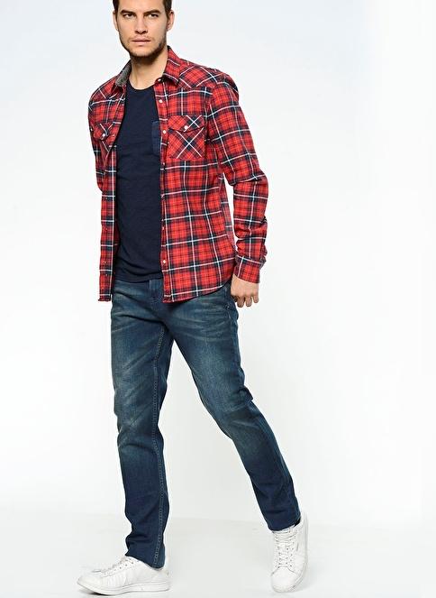 Lee Cooper Jean Pantolon | Jack - Slim Renkli